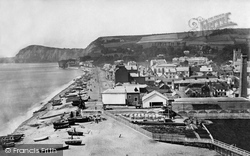 From Alma Hill c.1874, Sidmouth