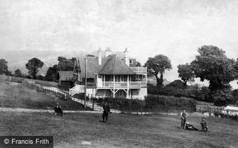 Sidmouth, Golf Links 1907