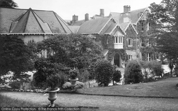Photo of Sidmouth, Sidholme Guest House c.1955