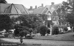 Sidmouth, Sidholme Guest House c.1955