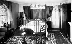 Sidmouth, The Glen, Duke Of Kent Bedroom 1906