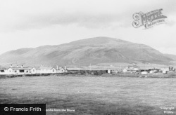 Silecroft, Black Combe From The Shore c.1955