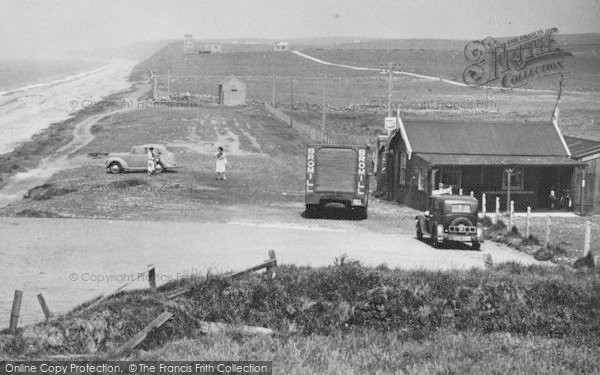 Photo of Silecroft, Car Park c.1950