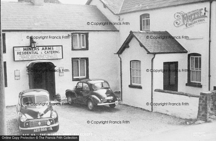 Photo of Silecroft, The Miners' Arms c.1960