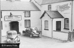 Silecroft, The Miners' Arms c.1960