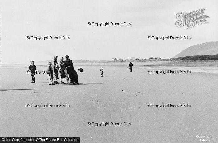Photo of Silecroft, The Shore c.1955
