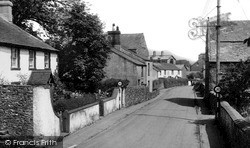Silecroft, The Village c.1955