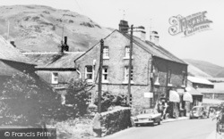 Silecroft, Village Shop c.1960