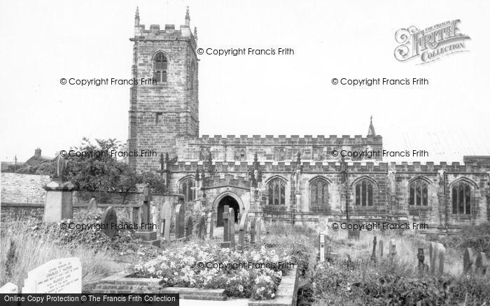 Photo of Silkstone, Church Of All Saints c.1960
