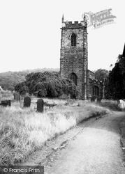Church Of All Saints c.1960, Silkstone