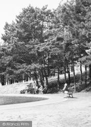 Silloth, Children's Playground c.1955