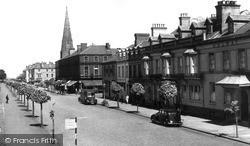 Silloth, Criffel Street c.1955