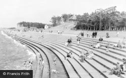 Silloth, New Promenade c.1950