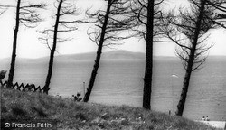 Silloth, View Of Criffel c.1955