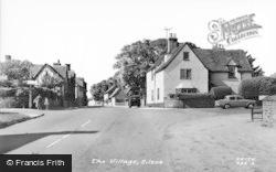 Silsoe, The Village c.1960