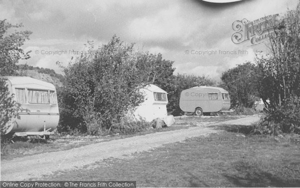 Photo of Silverdale, Holgate's Caravan Park, Beech Drive c.1955