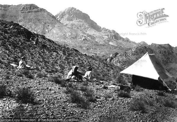 Photo of Sinai, The Summit Of Gebel Moosa 1858