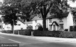 Singleton, Old Cottages c.1960