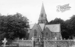 Singleton, St Anne's Church c.1960