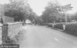 Singleton, Station Road c.1960