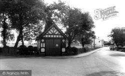 Singleton, The Fire Station c.1960