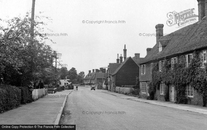 Photo of Sissinghurst, High Street c.1955