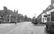 Sissinghurst, High Street c1955