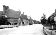 Sissinghurst, the Village 1902