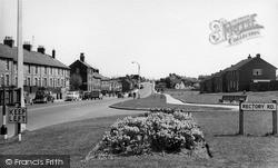 Sittingbourne, Canterbury Road c.1960