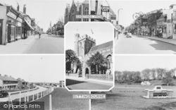 Sittingbourne, Composite c.1960