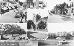 Sittingbourne, Composite c.1965