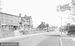 Coniston Hotel c.1955, Sittingbourne