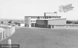Sittingbourne, East Secondary School c.1960
