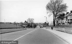 Sittingbourne, From Terrace Road c.1960