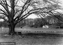Sittingbourne, Gore Court Cricket Ground c.1960