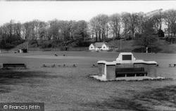 Sittingbourne, Gore Park c.1960