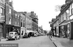 Sittingbourne, High Street c.1955