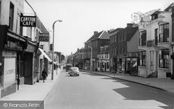 Sittingbourne, High Street c.1960