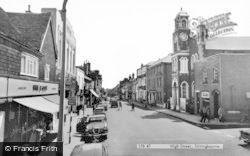 Sittingbourne, High Street c.1965