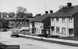 Sittingbourne, St John's Avenue c.1960