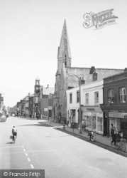 United Reform Church, High Street c.1965, Sittingbourne