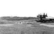Sizewell, Coastguard Station c1955