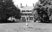 Sizewell, Hall c1955