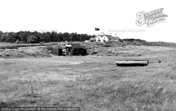 Sizewell, the Benthills c1955