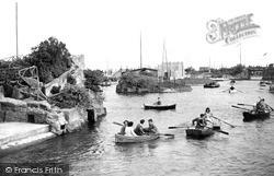 Boating Lake c.1955, Skegness