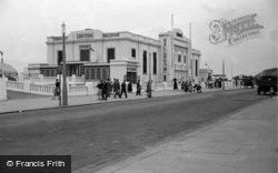 Grand Parade, Embassy Centre 1952, Skegness