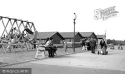 Miners Welfare Holiday Centre c.1955, Skegness
