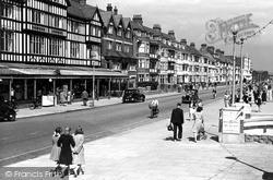 North Parade c.1955, Skegness