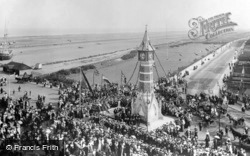 Official Opening Of The Clock Tower 1899, Skegness