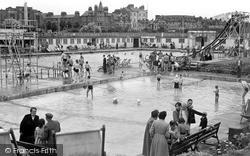 Paddling Pool c.1955, Skegness
